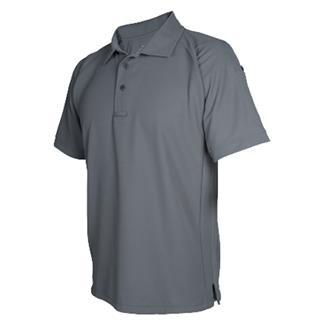 Vertx Coldblack Short Sleeve Polo Gray
