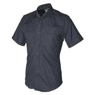 Vertx Phantom LT Short Sleeve Tactical Shirt Smoke Gray