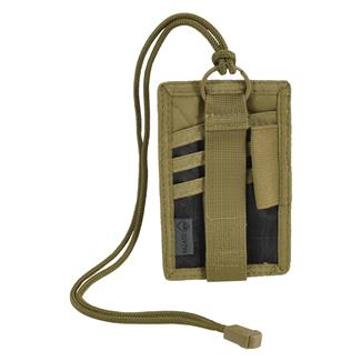 Hazard 4 Badger Lanyard Organizer Coyote