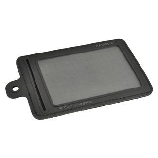 Hazard 4 Small ID Window Patch Black