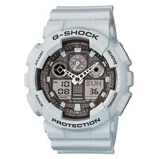 Casio Tactical G-Shock XL-G GA100 Ice Gray