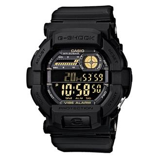 Casio Tactical Tough Digital GD350 Black