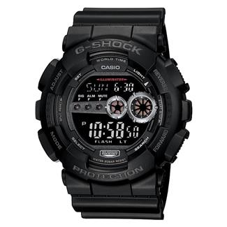 Casio Tactical XL Digital GD100 Black