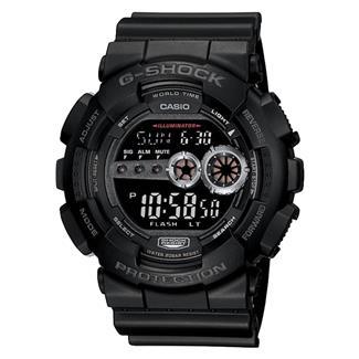 Casio Tactical XL Digital GD100 Black