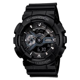 Casio Tactical XL ANA-DIGI GA110 Black