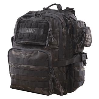 TRU-SPEC Tour of Duty Lite Backpack MultiCam Black
