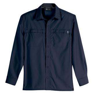 Dickies Performance Flex Cooling Shirt Dark Navy
