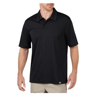 Dickies Industrial Performance Polo Black
