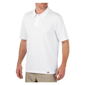 Dickies Industrial Performance Polo White