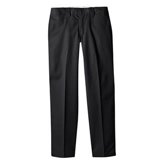 Dickies Slim Fit Work Pants Black
