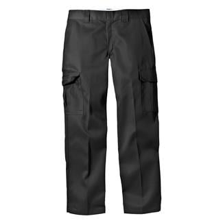 Dickies Relaxed Fit Cargo Work Pants Black