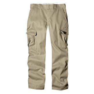 Dickies Relaxed Fit Cargo Work Pants Desert Sand