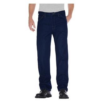 Dickies Regular Fit Denim Jeans Indigo Blue