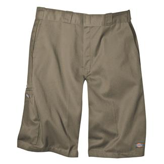 "Dickies 13"" Loose Fit Work Shorts Khaki"