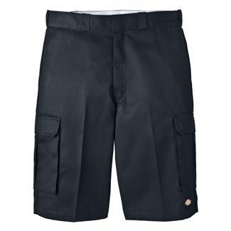 "Dickies 13"" Loose Fit Cargo Shorts Black"