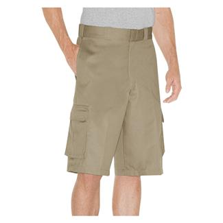 "Dickies 13"" Loose Fit Cargo Shorts Desert Sand"