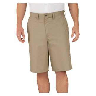 """Dickies 11"""" Relaxed Fit Industrial Shorts Desert Sand"""
