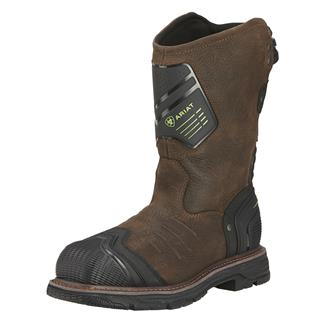 Ariat Catalyst VX Work Wide Square Toe CT WP Bruin Brown