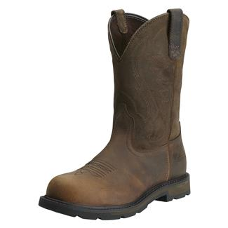 "Ariat 10"" Groundbreaker Pull-On ST Brown"
