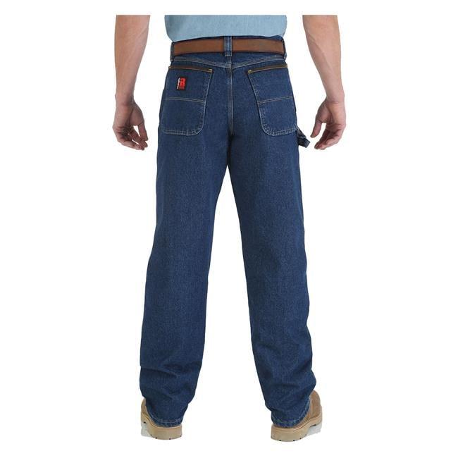 9de2c969 Men's Wrangler Riggs Relaxed Fit Denim Work Horse Jeans @ WorkBoots.com