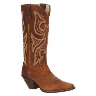 "Durango 13"" Crush Jealousy Distressed Cognac"