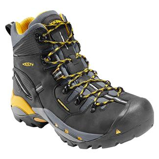 Keen Utility Pittsburgh ST WP Black