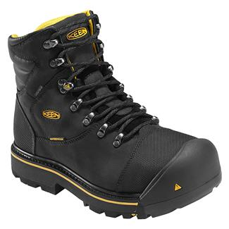 Keen Utility Milwaukee WP Black