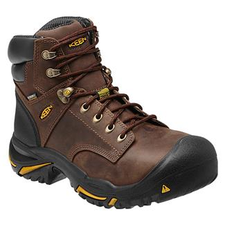 Keen Utility Mt. Vernon Mid ST WP Cascade Brown