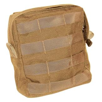 Blackhawk Large Zipper Utility Pouch Coyote Tan