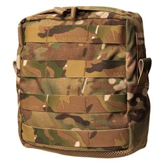 Blackhawk Large Zipper Utility USA Pouch MultiCam
