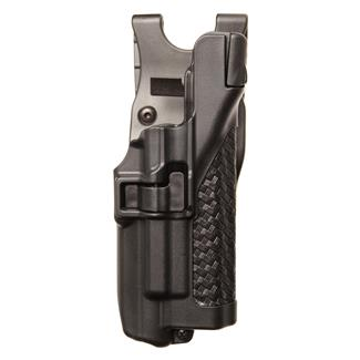 Blackhawk Serpa Level 3 Light Bearing Auto Lock Duty Holster Basketweave