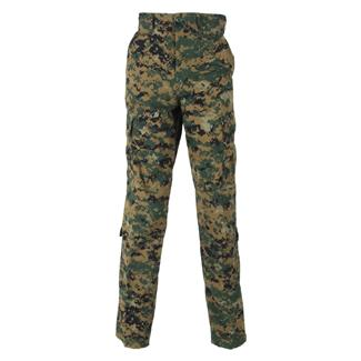 Propper Poly / Cotton Ripstop Original ACU Pants Digital Woodland