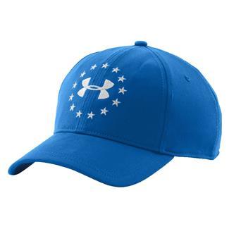 Under Armour Freedom Hat Superior Blue / Purple