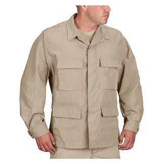 Propper Cotton Ripstop BDU Coats Khaki