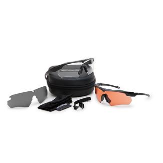 ESS Eye Pro Crossbow Suppressor Kit Black (frame) / Clear / Smoke Gray / Hi-Def Copper (3 lenses)