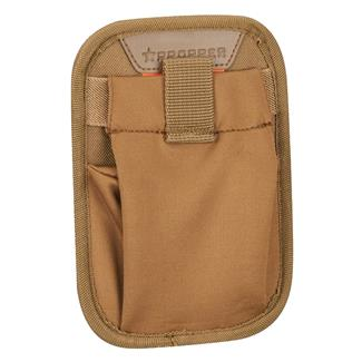 Propper 7 x 5 Stretch Dump Pocket Pouch Coyote