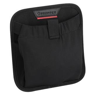 Propper 8 x 7 Stretch Dump Pocket Pouch Black