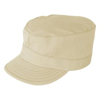 Propper Poly / Cotton Twill BDU Patrol Caps Khaki