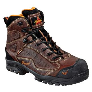 "Thorogood 6"" Z-Trac Sport Hiker CT WP Brown"