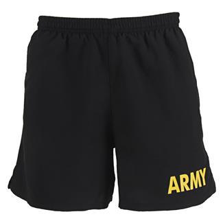 Soffe Army PT Shorts Black