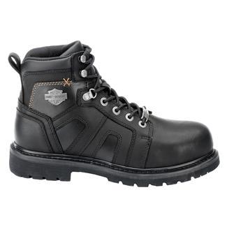 Harley Davidson Footwear Chad ST Black