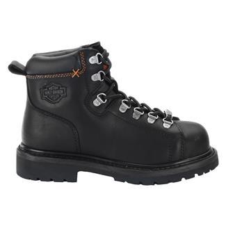 Harley Davidson Footwear Gabby ST Black