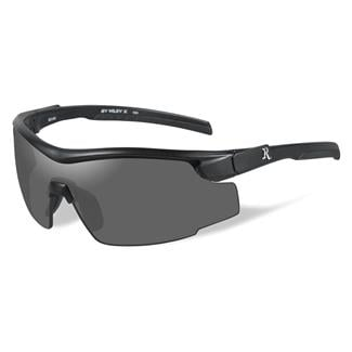 Wiley X Remington Platinum Grade Shooting and Hunting Matte Black (frame) - Smoke (1 Lens)