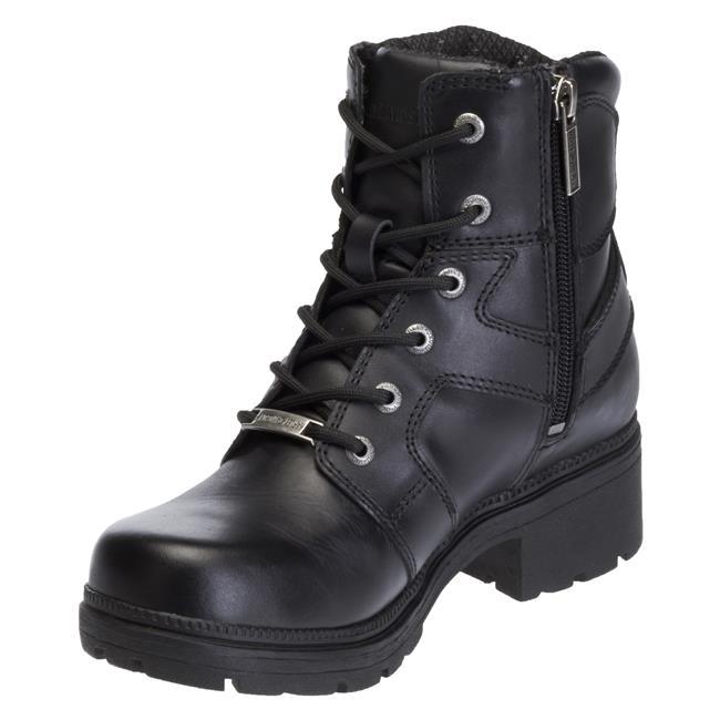957412c7d96 Women s Harley Davidson Footwear Jocelyn Side-Zip   WorkBoots.com