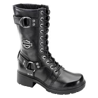 Harley Davidson Footwear Eda SZ Black