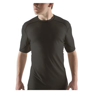 Massif Nitro Knit T-Shirt Black
