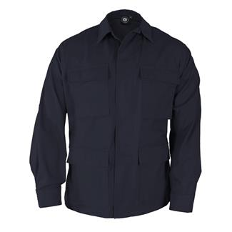 Genuine Gear Poly / Cotton Ripstop BDU Coats Dark Navy
