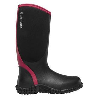 """LaCrosse 14"""" Alpha Lite WP Black / Pink"""