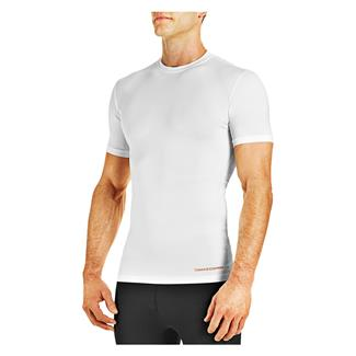 Tommie Copper Recovery Compression Crew Neck T-Shirt White