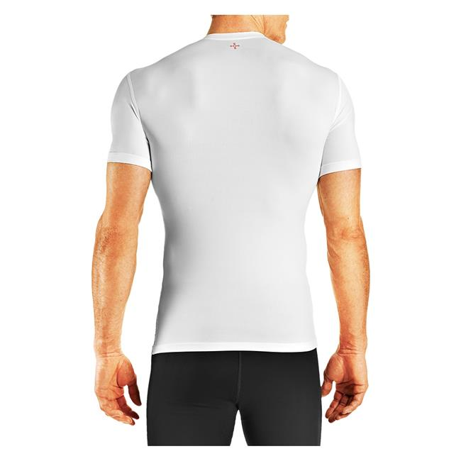 Mens Tommie Copper Recovery Compression Crew Neck T Shirt